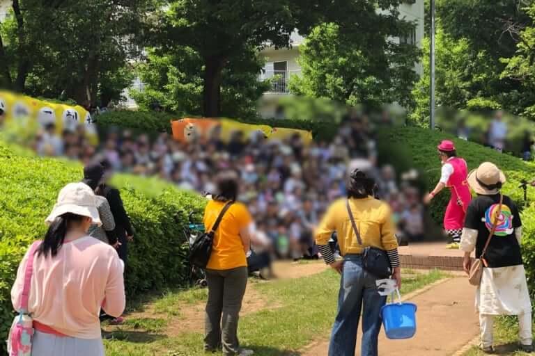 【志木市】第26回志木おやこ劇場子どもまつりが開催されました